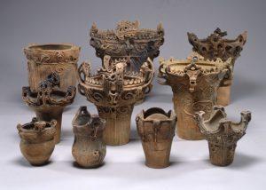 縄文式土器